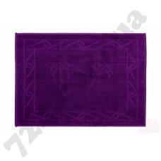 полотенце д/ніг Hayal 50*70 фиолетовый 700г/м2