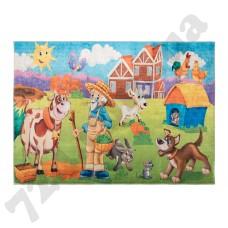 коверок д/дитячої кімнати KIDS 100*140 СIFTLIK