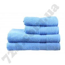 полотенце RAINBOW Mavi 30х50 голубой 500г/м2