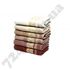 набор полотенеців махр P. Sirma Soft 70*140 450г/м2, 6 шт./уп.