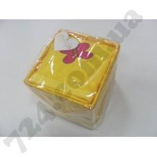 Рушник Arya 40X60 4 Пр. Butterflyжовтий