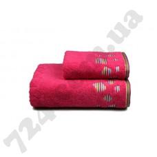 Полотенце махровое Rainbow (розовое), 70х140см