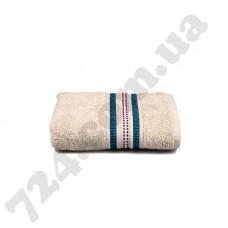 Махровое полотенце MISTERIA (серое) 50×90см