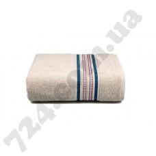 Махровое полотенце MISTERIA (серое) 70×130см