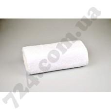 """Полотенце махровое гладкокрашенное """"Индия"""", 50х90см, 500г/м2, (белое)"""