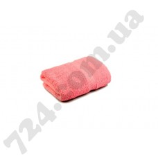 """Полотенце махровое """"Soft touch"""" (розовое), 40х70 см"""