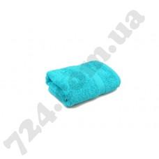 "Полотенце махровое ""Soft touch"" (морская волна), 40х70 см"