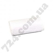 "Полотенце махровое ""Soft touch"" (белое), 50х90 см"
