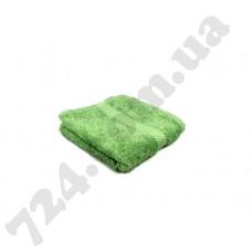 """Полотенце махровое гладкокрашеное с бордюром """"Homeline"""", 40х70см, 350г/м2 (оливковое)"""