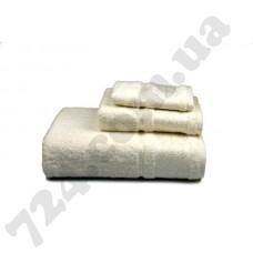 Полотенце махровое Bamboo new (кремовое), 70х140см