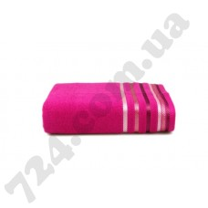 Полотенце махровое Bianna (красное), 70х140см