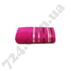Полотенце махровое Bianna (красное), 50х90см