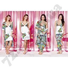 Домашняя одежда Lady Lingerie - 13610 ST комплект (4 предмета)