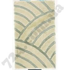 Коврик для ванной Confetti - Karya kemik бежевый 60*100