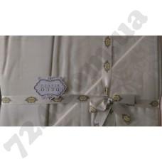 Постельное белье Deco Bianca сатин жаккард jk16-02 krem кремовое евро