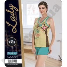 Домашняя одежда Lady Lingerie - 7329 M комплект
