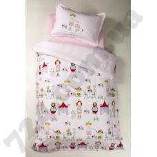 Постельное белье Karaca Home - Tienda 2018-1 ранфорс подростковое
