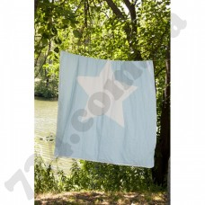 Плед-накидка Barine - North Star Throw Blue 130*170