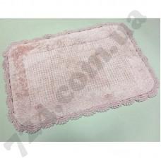 Коврик Irya - Denzi pembe розовый 50*70