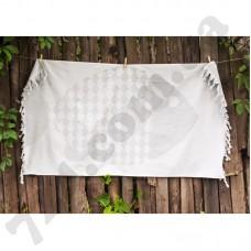 Полотенце Barine - Fish Gri серый 50*90