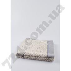Полотенце махровое Buldans - Knidos mavi синее 90*150