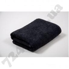 Полотенце Lotus Отель 30*30 - Черный