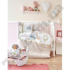 Постельное белье для младенцев Karaca Home - Playmate 2018-1 ранфорс