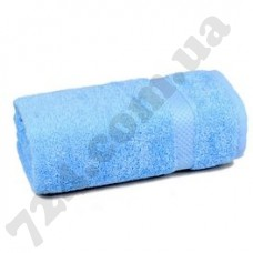 Полотенце Nobrand 50х90 голубое (пл 400) AZ (124231)