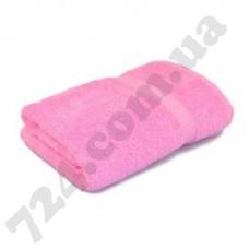 Полотенце Nobrand 50х90 розовое (пл 500) AZ (125390)
