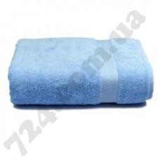 Полотенце Nobrand 70х140 голубое (пл 500) AZ (125400)