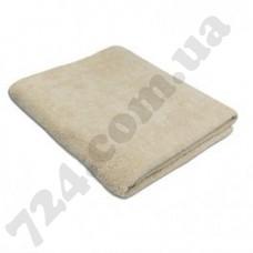 Полотенце Nobrand 100х150 кремовое (пл 400) AZ (130280)