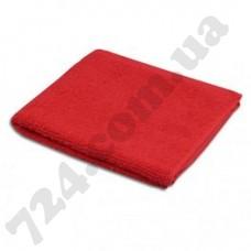 Полотенце Пакистан 40х70 красное (пл 400) (131686)