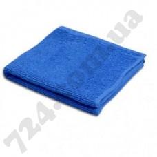 Полотенце Пакистан 40х70 синее (пл 400) (131684)