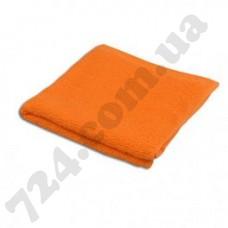 Полотенце Пакистан 50х90 оранжевое (пл 400) (131701)