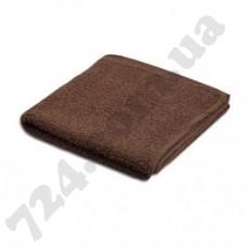 Полотенце Пакистан 50х90 темно-коричневое (пл 400) (131700)