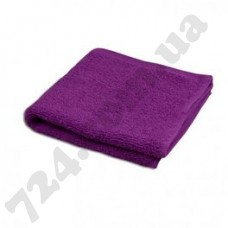 Полотенце Пакистан 50х90 фиолетовое (пл 400) (131703)