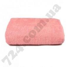 Полотенце Nobrand 40х70 розовое (пл 400) AZ (135679)