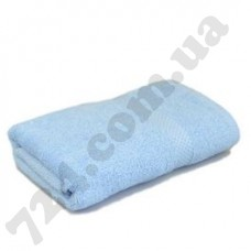 Полотенце Home Line 40х70 голубое (пл 500) AZ (138657)