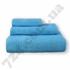 Полотенце Home Line 40х70 голубое о.е. UZ (140163)
