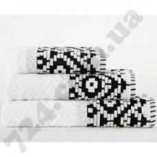 Полотенце Irya Jakarli New Wall beyaz белое 70х130