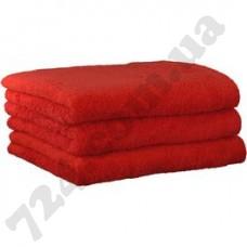 Полотенце Life Style 50x100 Cawoe (Uni 7007-263 rot)