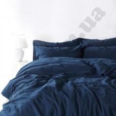 Постельный комплект Limasso DRESSBLUE синий (семейный) (141705)