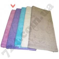 Полотенце для ног HOBBY Hayal 50х70 розовое (47668)