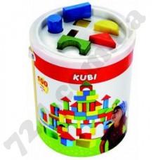Кубики в ведерке Bino (100 дет.)