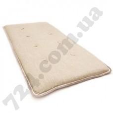 Матрас льняной Lintex (ткань хлопок) 110х190х3 (мтб-110)