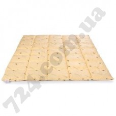 Одеяло шерстяное Gold Camel 155x215 зимнее MirSon
