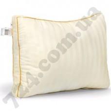 Подушка антиаллергенная Carmela DE LUXE 50х70 средняя регулируемая MirSon